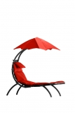 VIVERE Dream Lounger Cherry