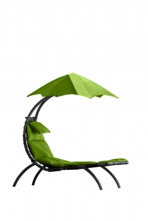 VIVERE Dream Lounger zelená